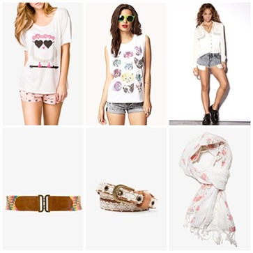 f21 shopping list 3, bitsandtreats