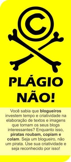 plagio não