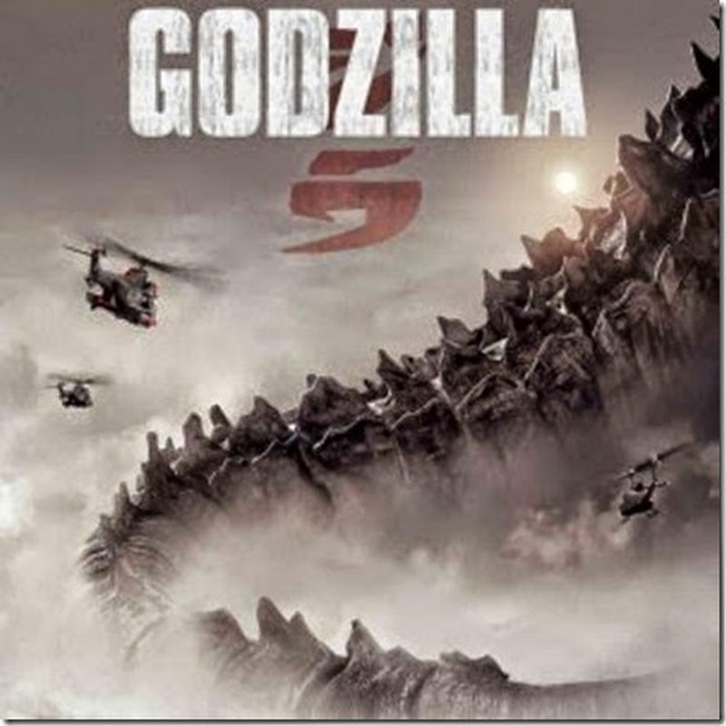 Godzilla 2014 ก็อตซิลล่า ซูม Soundtrack zoom