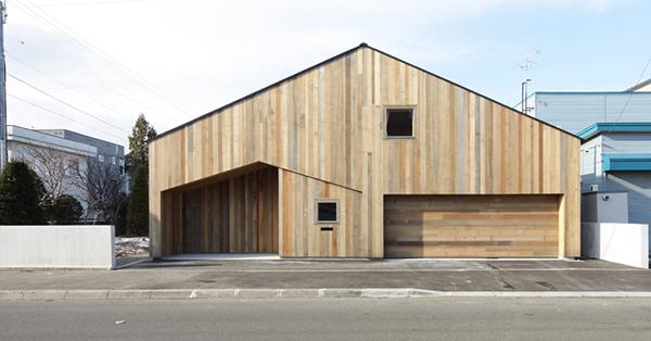 3 Casa Japon exterior