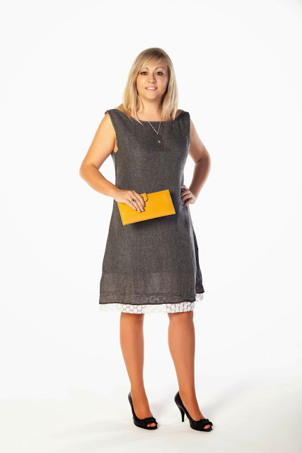 Pashmina One piece dress