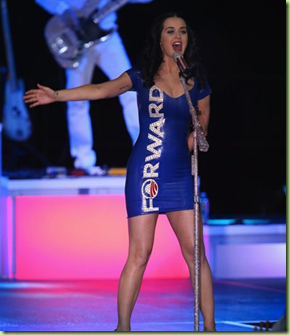 katy perry forward