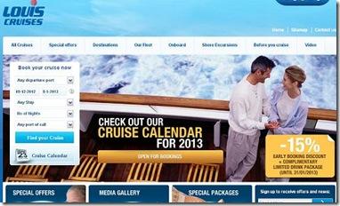 botes economicos en louis cruises mejor precio