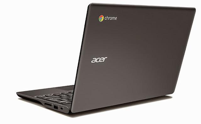 Review Produk Acer C720 ChromeBook