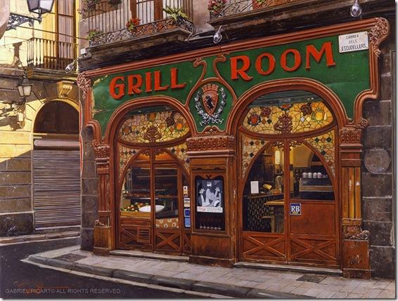 Grill & Room-Gabriel Picart