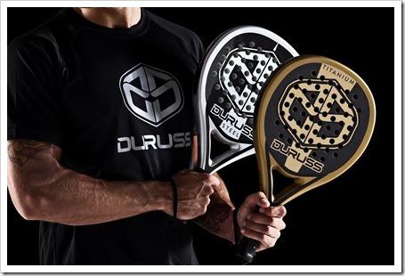 La nueva marca DURUSS: exclusividad, diseño y elegancia al servicio del pádel.