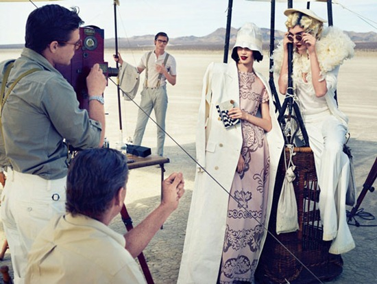vogue turkey march 2012 4