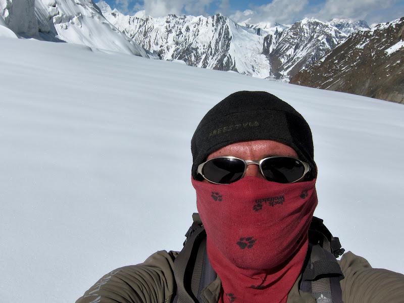 Dupa ora 10 caldura mare chiar daca esti aproape de 5000 de metri.