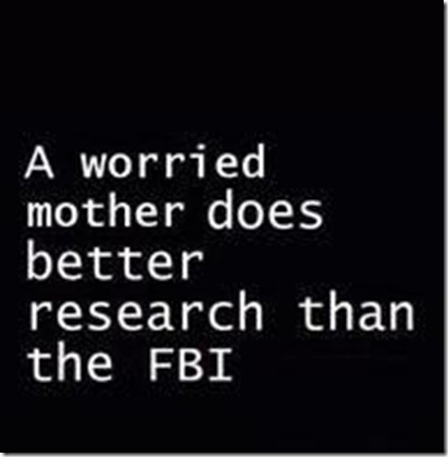 Mother FBI