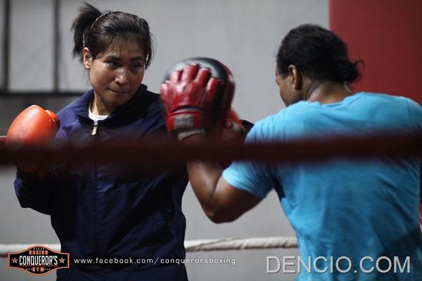 Conquerors Boxing 06
