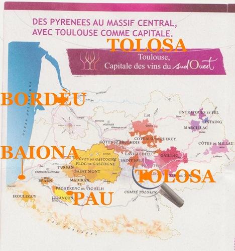 Vins del Sud-Oèst Occitània