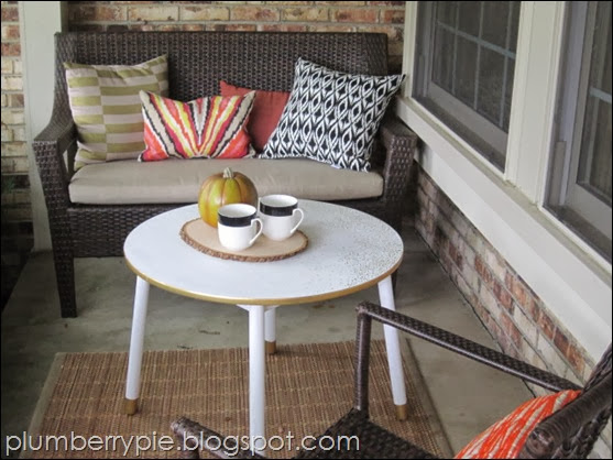 {plumberry pie} fall porch 2013