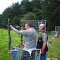 Clay Pigeon Shooting North of Cardiff