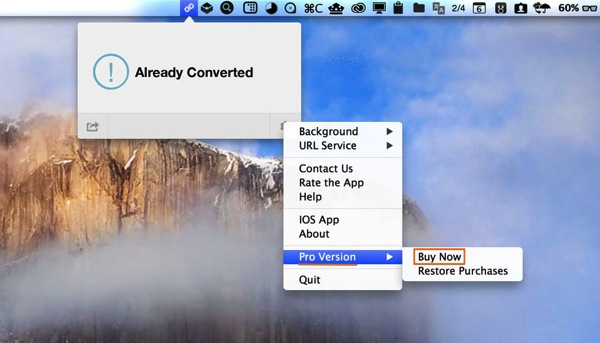 Mac app utilities url shortener4