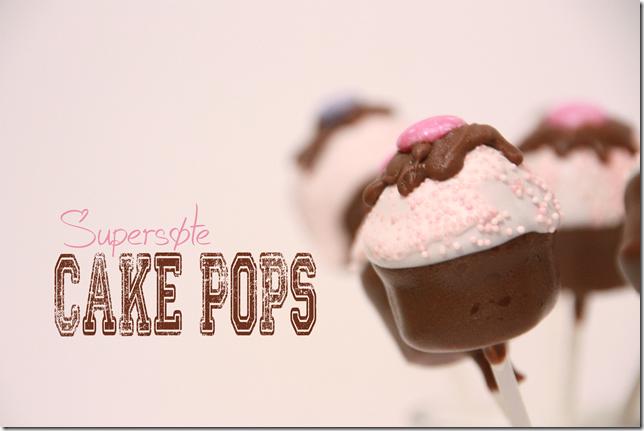 supersøte cake pops