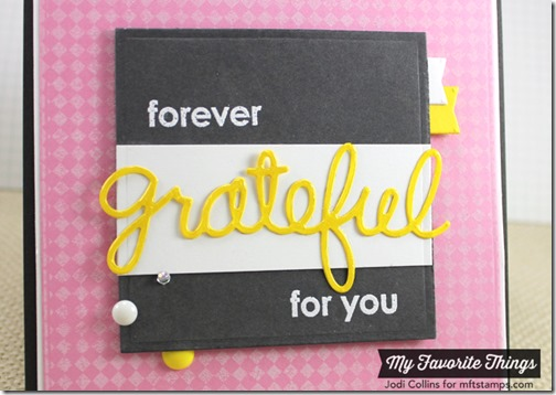 SEPT MFT Forever Grateful Closeup