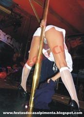 Stripper Rosana de colegial