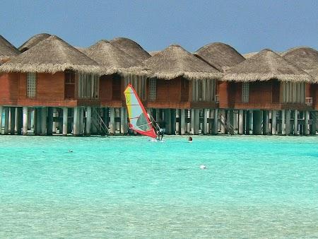 Luna de miere Maldive: Anantara Dhigu Water Villas