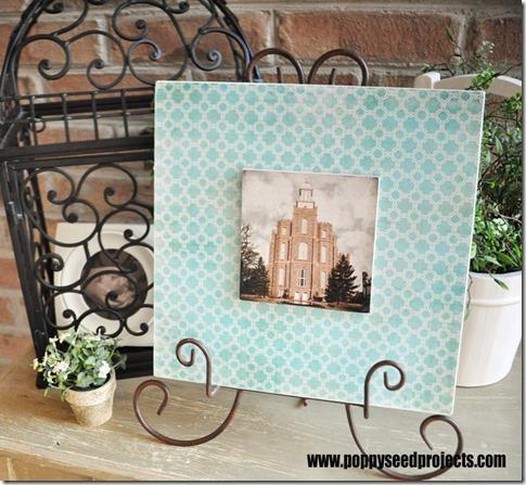 Super Saturday Craft Idea - LDS Temples