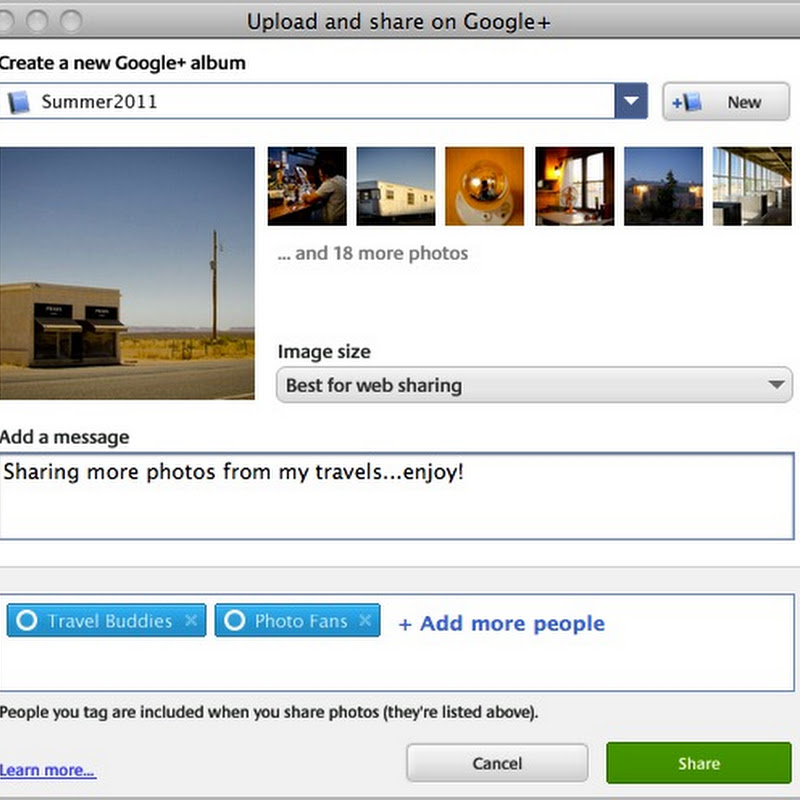 Google Picasa 3.9 Adds Google+ Sharing, 24 Photo Effects and More