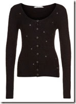 Guess Black Embellished Cardigan