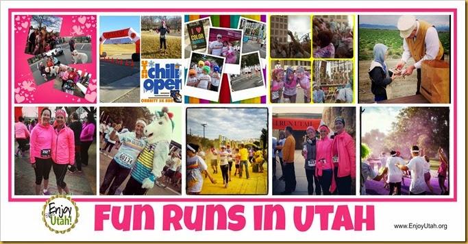 Utah Fun Runs