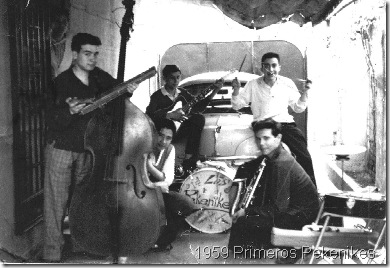 1959 Primeros Pekenikes