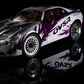 Sports Spider by Ariel Crisme - Artistic Objects Toys ( toy car, artistic object, doha qatar, race, 2lightsetup, photography )