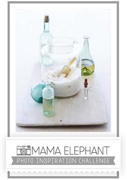 Mama Elephant Challenge Graphic