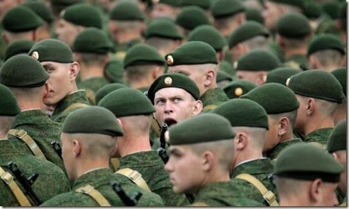 fotos graciosas de soldados