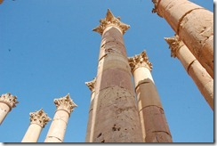 Oporrak 2011 - Jordania ,-  Jerash, 19 de Septiembre  71