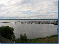 2757 Wisconsin US-2 East - Ashland - Best Western Hotel Chequamegon - view we can see from our room