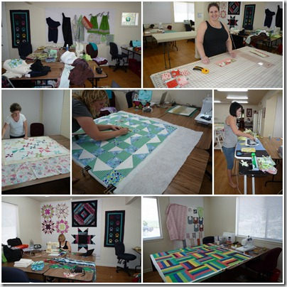 Quilt Retreat 8-11