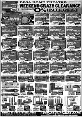 desa-home-theatre-sale-2011-EverydayOnSales-Warehouse-Sale-Promotion-Deal-Discount