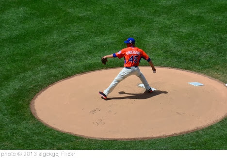 'Noah Syndergaard' photo (c) 2013, slgckgc - license: http://creativecommons.org/licenses/by/2.0/