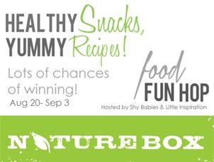 Nature Box Event Button