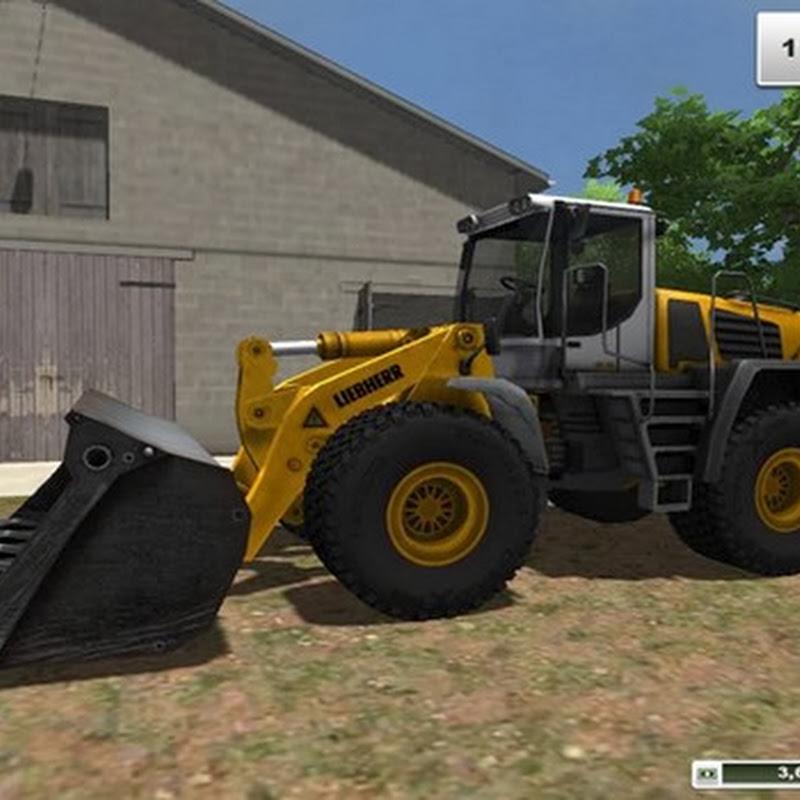 Farming simulator 2013 - Liebherr L 550 v 1.1