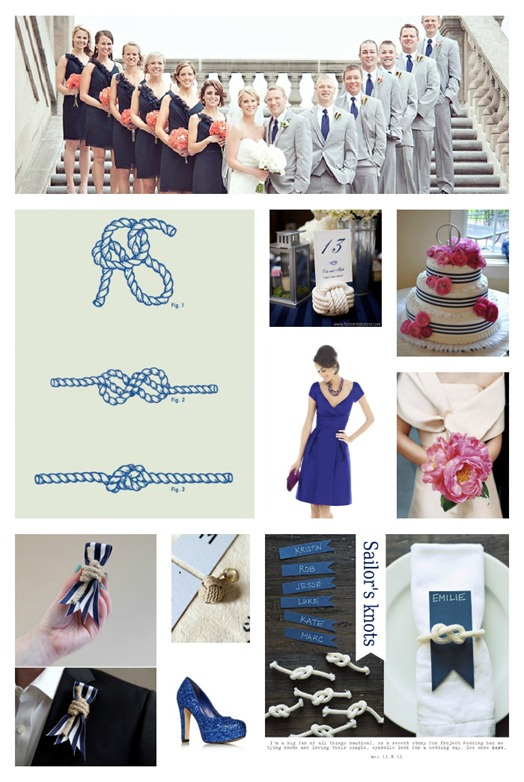 SandR Wedding Mood Board