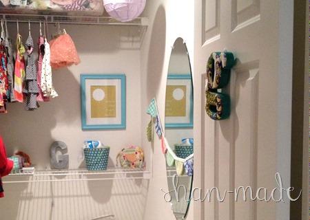 Kids Room in Closet 2