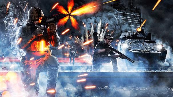 Battlefield 4 é Proibido na China