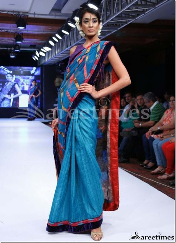 Blenders Pride Hyderabad International Fashion Week 2012 Day 3 Photos