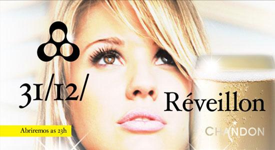 Reveillon 2012 Anzu Club