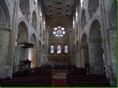 007  The Norman Nave and High Altar