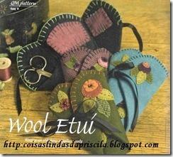 Wool etui