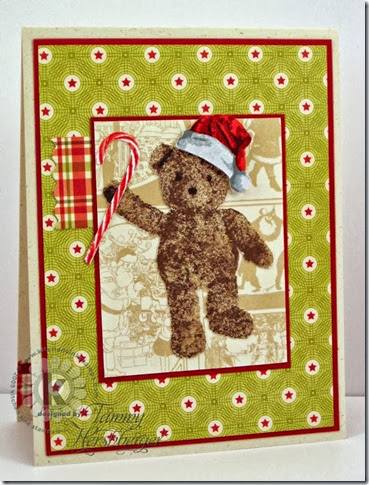 KSS Christmas Bear