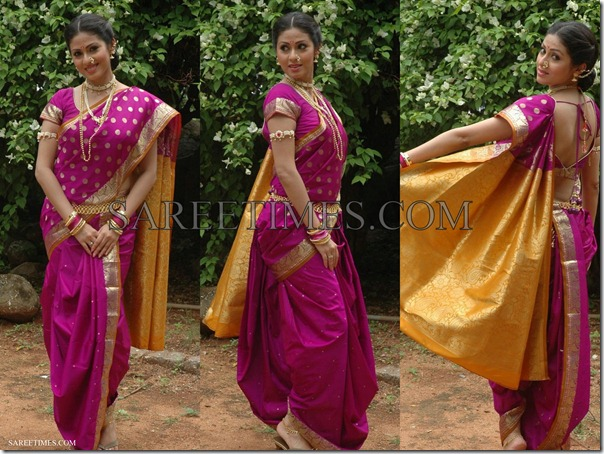 Sada_Purple_Silk_Saree