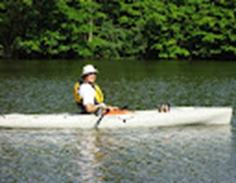 vic kayaking at state park
