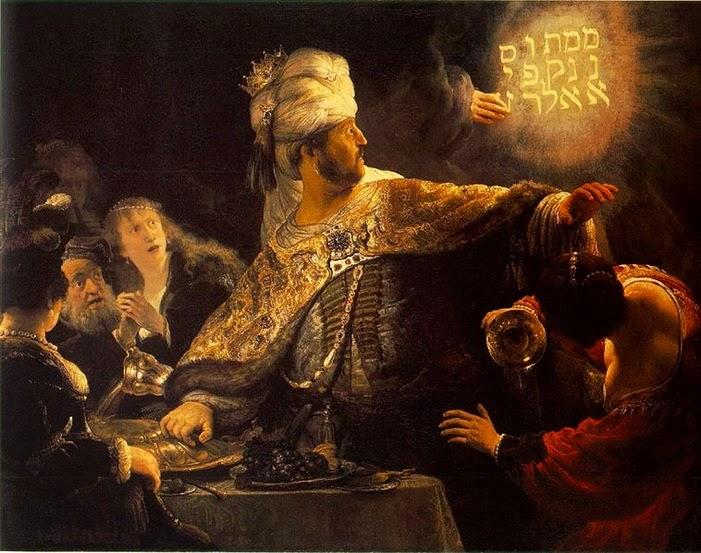 Festim de Belsazar