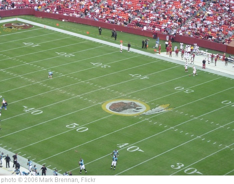 'Washington Redskins v. Jacksonville Jaguars' photo (c) 2006, Mark Brennan - license: http://creativecommons.org/licenses/by-sa/2.0/