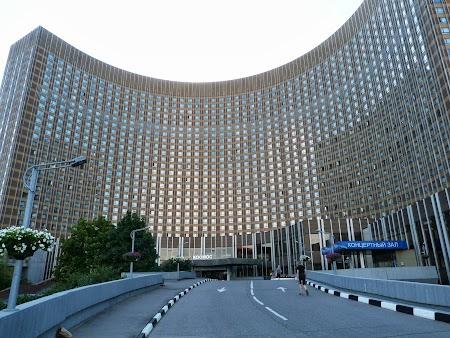 Hotel Kosmos Moscova